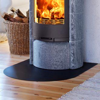 Vloerplaat C 500/C 600 toog model zwart/grijs