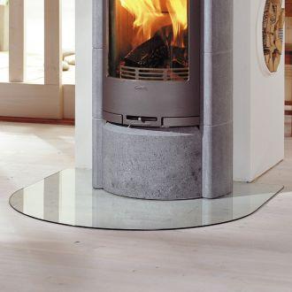 Vloerplaat voor C 400/C 500/C 600 toog model glas
