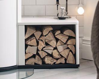 Vrijstaand houtvak 600 Style
