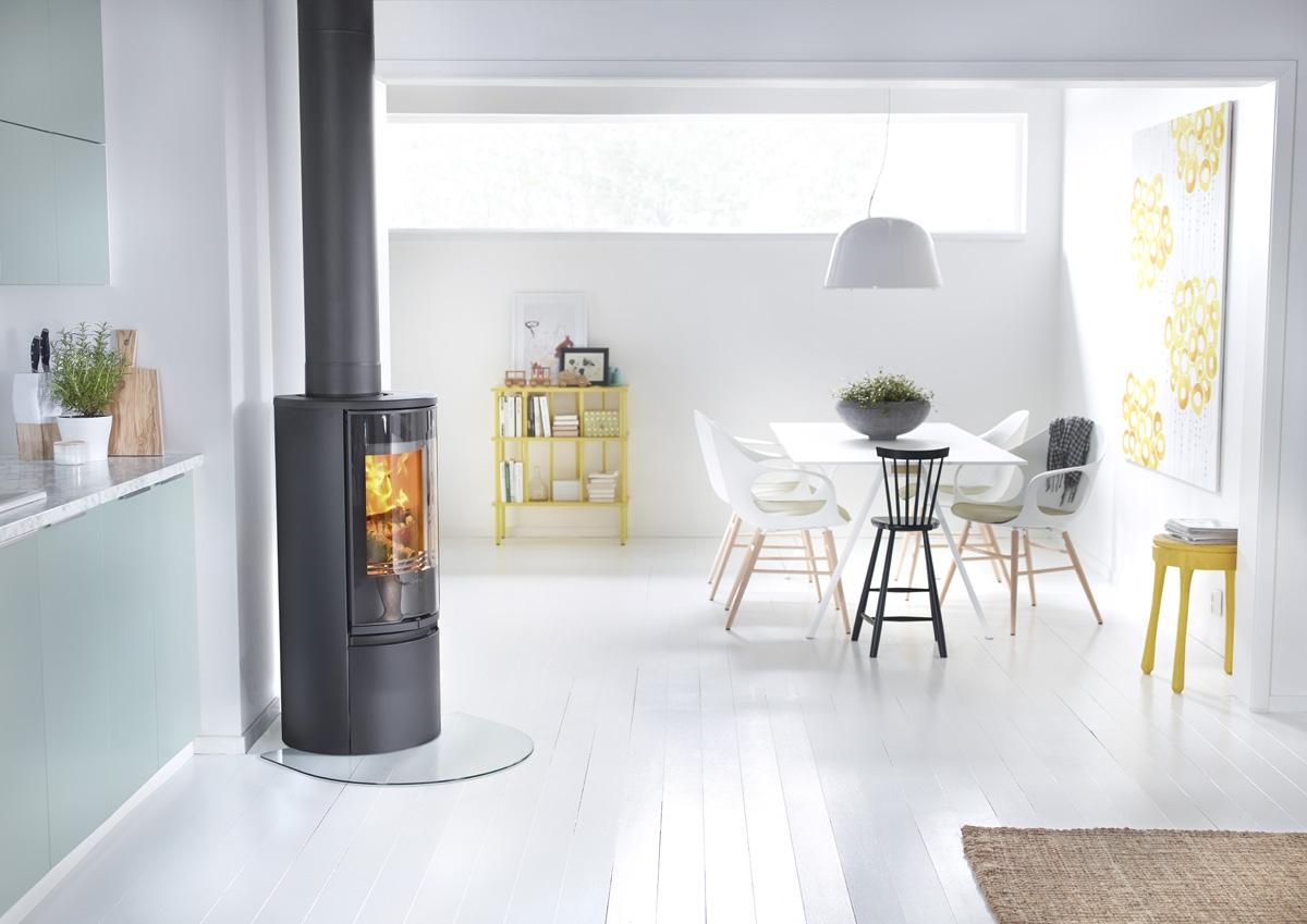 kachel contura 510 style glass kopen zoek een dealer in uw buurt. Black Bedroom Furniture Sets. Home Design Ideas