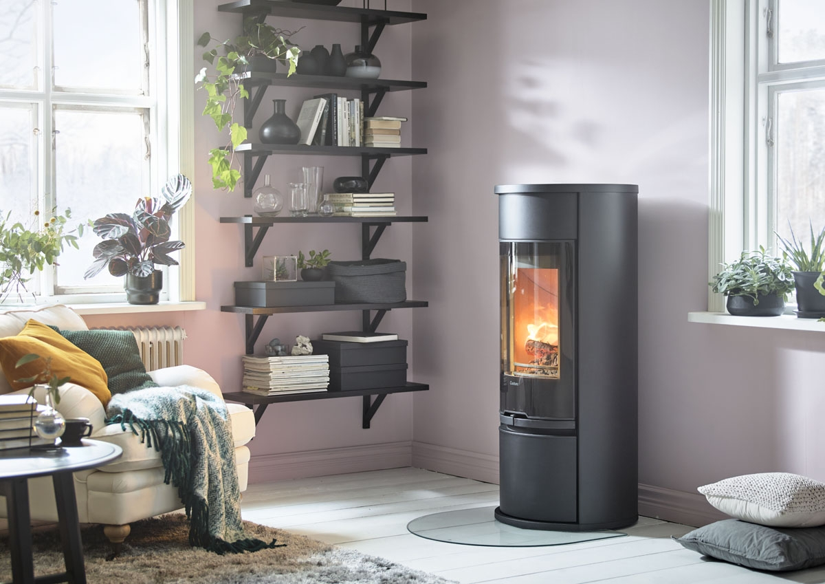 kachel contura 610 style kopen zoek een dealer in uw buurt. Black Bedroom Furniture Sets. Home Design Ideas